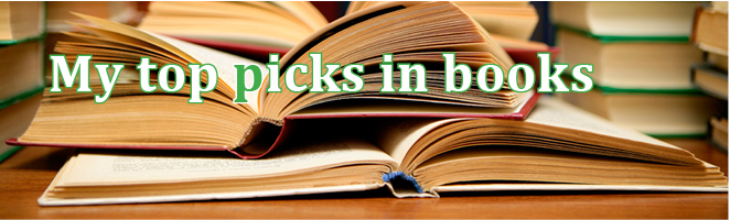 my top picks in books image