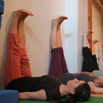 Deep rest in yoga
